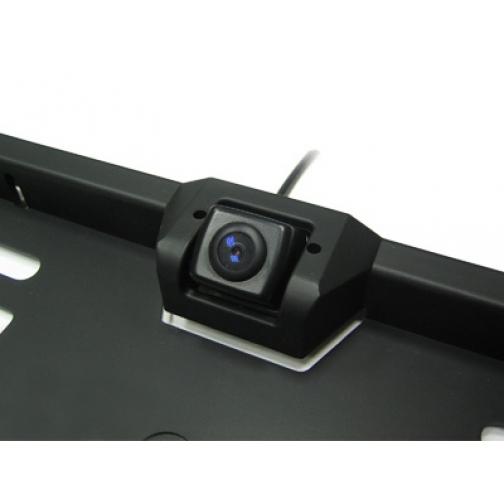 Камера заднего вида в рамке для номера Avis AVS308CPR Avis-832923