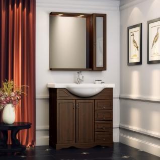 Мебель Opadiris Карла 85 см для ванной комнаты