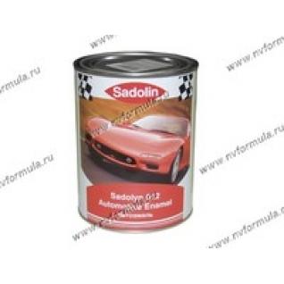 Краска 601 Черная SADOLIN 1л-417138