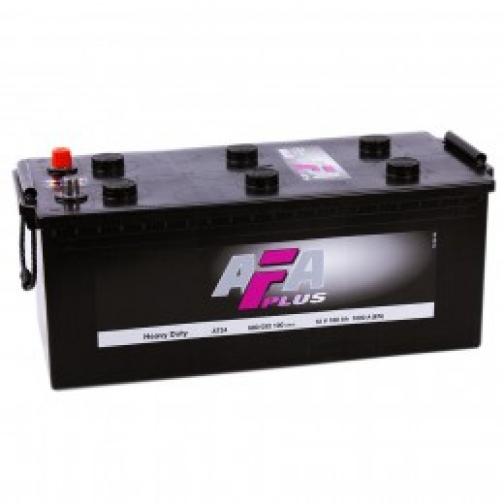 Автомобильный аккумулятор AFA AFA 180R 1000А обратная полярность 180 А/ч (516x223x223)-6683720