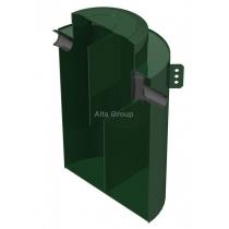 Промышленный жироуловитель Alta-M-OR 3.6-240 (круглый) Alta