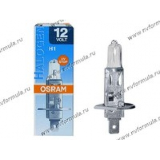 Лампа галоген 12V Н1 55W P14.5s OSRAM 64150-416008