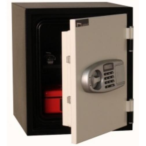 Огнестойкий сейф STAHLKRAFT FR-20V EL 447410