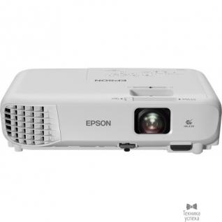 Epson Epson EB-S05 V11H838040 LCD, разрешение: 800x600, яркость: 3200 лм, контрастность: 15000:1, вес: 2.4 кг-7246265