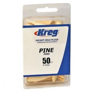 Мебельная заглушка Kreg P-PIN сосна 50 шт.