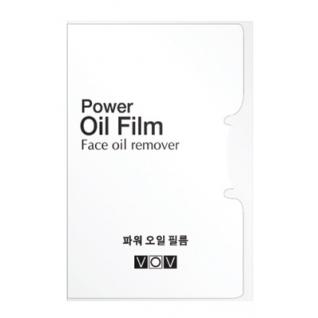 VOV - Матирующие салфетки Power Oil Film-2146565