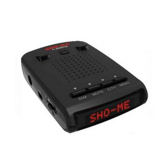 Радар-детектор Sho-me G-900 STR Red