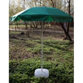 Зонт 2,4 м с поворотом зеленый-9319990