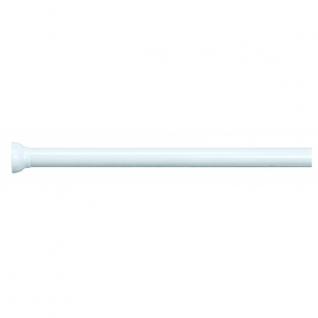 Карниз для штор MAGIC (белый) 75-125 см
