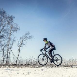 Перчатки зимние GripGrab Ride Winter S, Black