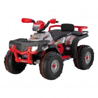 Детский электроквадроцикл Polaris Sportsman 850 Peg Perego-37716153