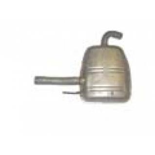 VW Passat B3 / Пассат В3 88-93 Резонатор (диам. 60) 357253409J-408861