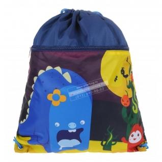 Alliance Мешок для обуви Alliance for Kids 5-1121-1564 синий