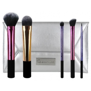 Профессиональные кисти для макияжа - Набор кистей для макияжа Real Techniques Limited Edition - Deluxe Gift Set-2146444