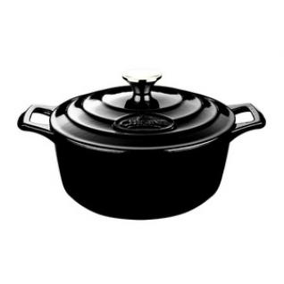 OPA MUURIKKA Чугунный сотейник 26 см, 4,75 л., black