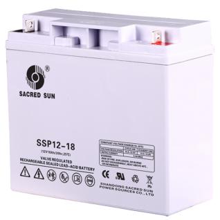 Аккумуляторная батарея Sacred Sun АКБ 18-5