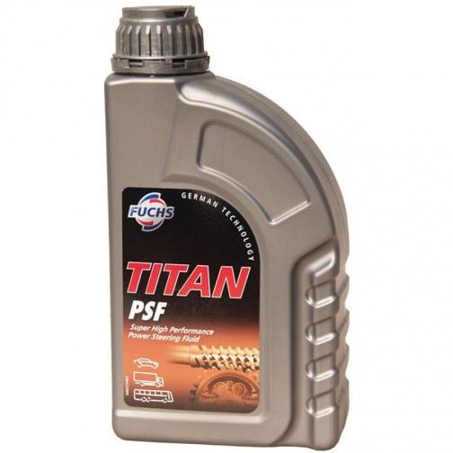 Жидкость для ГУР FUCHS TITAN PSF 1л-5921639