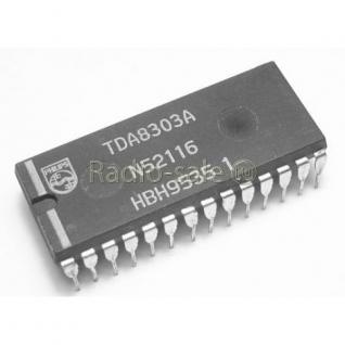 Микросхема TDA8303A (174 ХА 38)-1315498