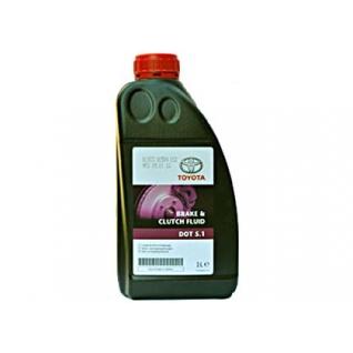 Тормозная жидкость TOYOTA DOT5.1 1.0л 0882380004-5926828