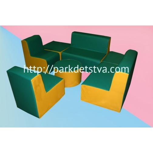 Мягкая набивная мебель Чипполино-6830452