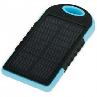 Портативное ЗУ со встроенной солнечной батареей Proline SC-5000BL-5006073