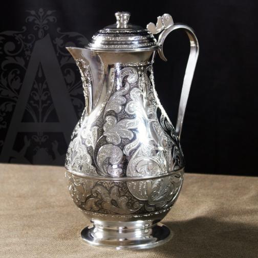 Кувшин серебряный «Стамбул»-2036809