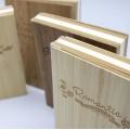 """Креативбук с деревянной обложкой """"Wooden style"""""""