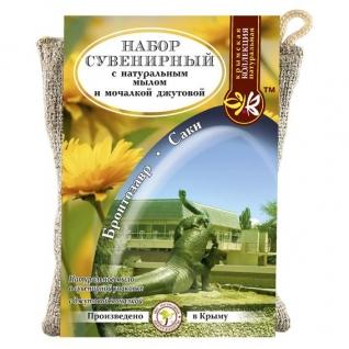 Мыло - мочалка Бронтозавр - Саки-4957588