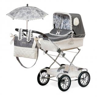 """Коляска для кукол """"Реборн"""" с сумкой и зонтиком, 90 см Decuevas Toys-37708840"""