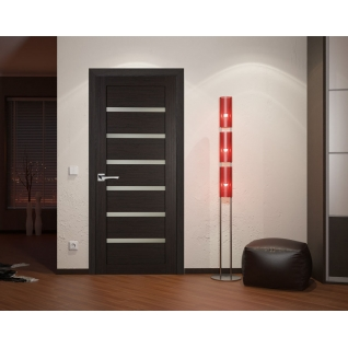 Дверное полотно МариаМ Техно 608 глухое 550-900 мм