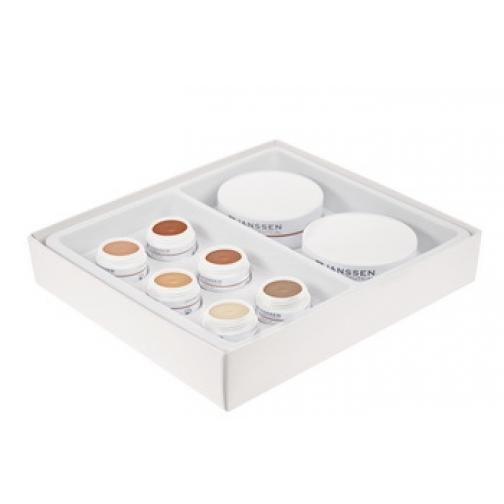 Janssen Professional Camouflage Set - Профессиональный набор для камуфляжа-4940198