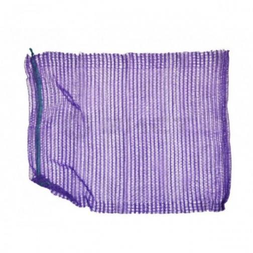 Сетка овощная, 40кг, фиолетовая, 49х77-6435819