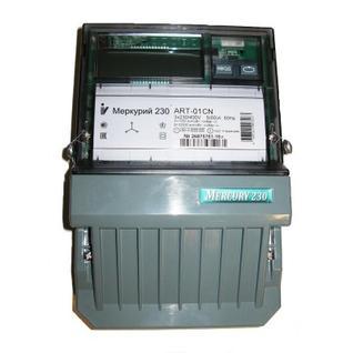 Электросчетчик Меркурий 230 ART-01 CN многофункциональный-1427169
