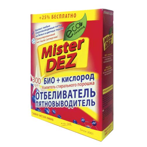 914-Mister Dez БИО + КИСЛОРОД усилитель стирального порошка 300г-6435006