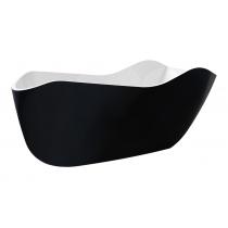 Отдельно стоящая ванна LAGARD Teona Black Agate