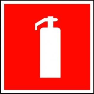 Знак F04 (огнетушитель) 150х150 мм-715974