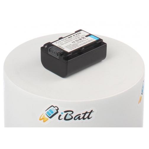 Аккумуляторная батарея iBatt для фотокамеры Sony DCR-SR33E. Артикул iB-F298 iBatt-6803943