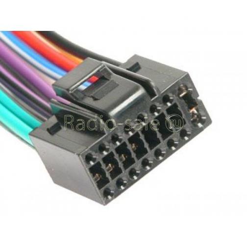Разъем для автомобильной магнитолы JVC KD-LX 3R-1312889