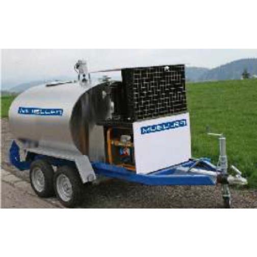 Передвижная емкость для охлаждения молока-671067