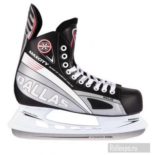 Хоккейные коньки MaxCity Dallas+ (детские)
