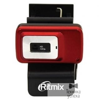 Ritmix Вебкамера RITMIX RVC-053M USB, 24 Мп,1280 x 720 , микрофон.HD 720p