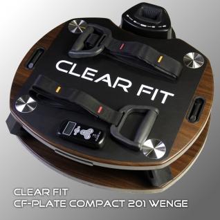 Clear Fit Виброплатформа Clear Fit CF-PLATE Compact 201 (wenge)-5755285