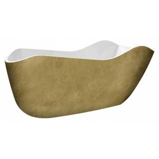 Отдельно стоящая ванна LAGARD Teona Treasure Gold