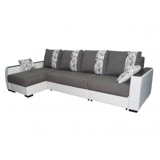 Палермо 9 МДФ Гранд угловой диван-кровать с сектором-5271099