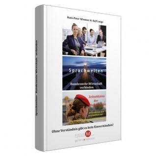 Книга Buch Sprachwelten Bundeswehr-Wirtschaft verbinden-5886251