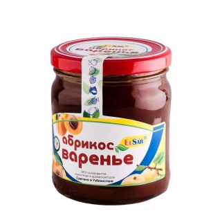 Варенье абрикосовое-5527938