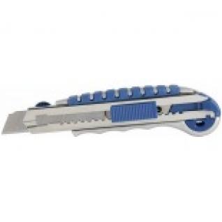 Нож технический металлический корпус, автостоп, 18 мм КОБАЛЬТ-5731427