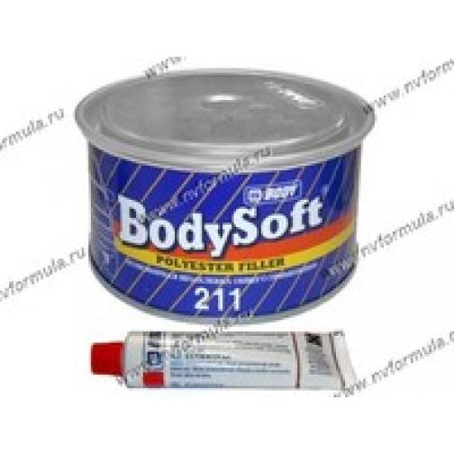 Шпатлевка BodySoft полиэстерная 0,38 кг-418493