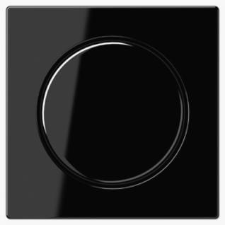 Крышка Jung A1540SW роторных диммеров (спутников, потенциометров) черная пластик-38097891