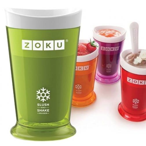 Домашняя мороженица Zoku Slush and Shake maker-5365338